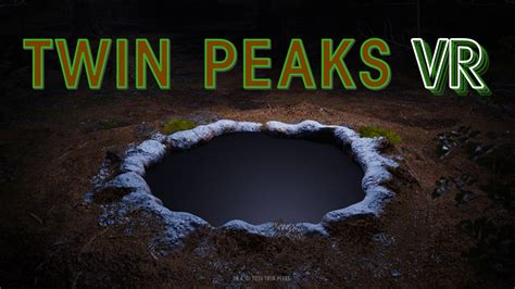Tour The Black Lodge And Meet Bob In The TWIN PEAKS VR