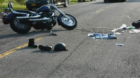Lockport man dies in motorcycle crash in Town of Cambria