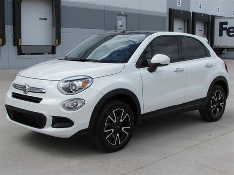 2019 FIAT 500X Trekking AWD for Sale in Madison, WI - CarGurus