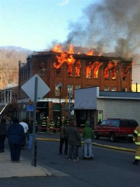 WV MetroNews Cause of Marlinton fire still undetermined