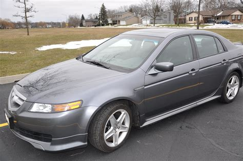SOLD: 2006 Acura TL 6sp Manual, 62,000 miles, mint