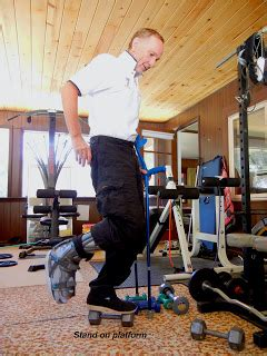 Ski Blog with Harald Harb: Recovery exercises for torn
