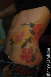 Tattoo Art: Hibiscus Tattoos Meaning And Pics