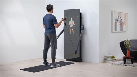 (2020) ᐉ Yves Béhar FORME Life Connected Fitness Mirror
