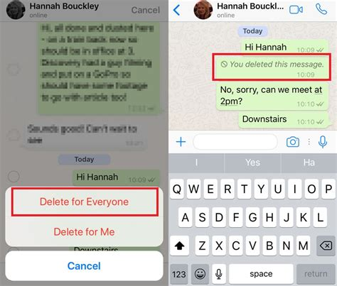 Sent the wrong image to the group chat? Here's how to
