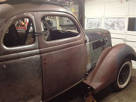 1936 Ford 5 Window Coupe For Sale Mansfield, Connecticut