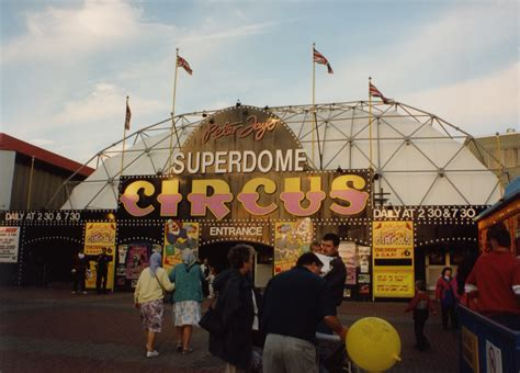 A friend of the Circus: Peter Jays' Superdome Circus