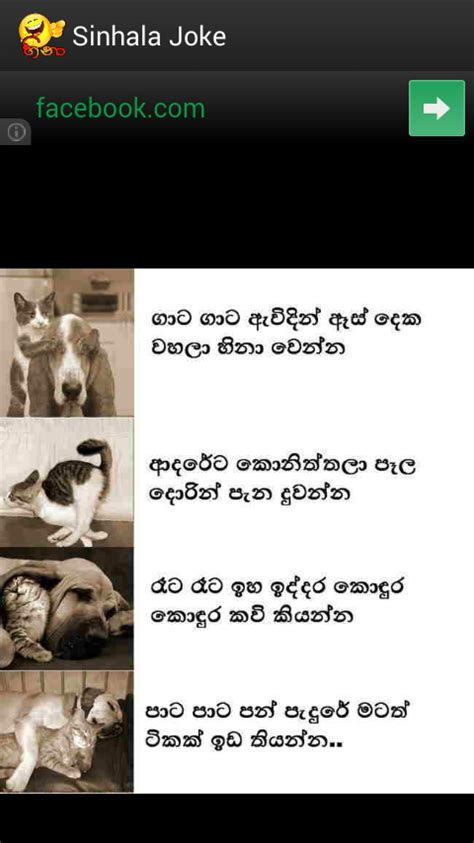 Sinhala Jokes for Android - Free download and software