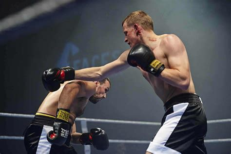 Chessboxing - Fight