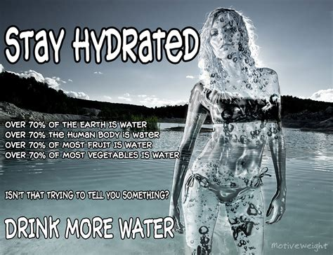 MotiveWeight: Stay Hydrated