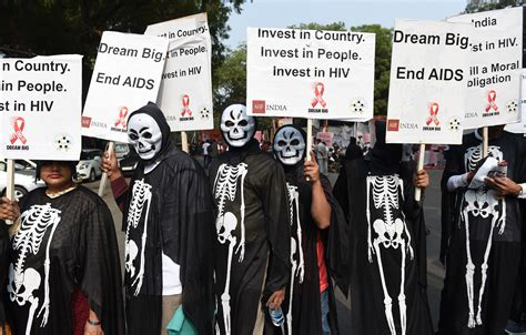 HIV In India: Infected Blood Transfusions Caused 2,234