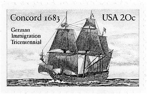 The Concord, A Story of Two Stamps - Friends Journal