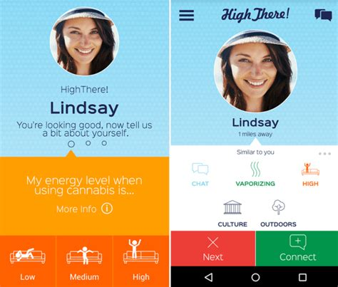 High There! An App For Potheads To Make Friends And Find