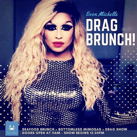 Baltimore Drag Queen Brunch, Baltimore MD - May 11, 2019