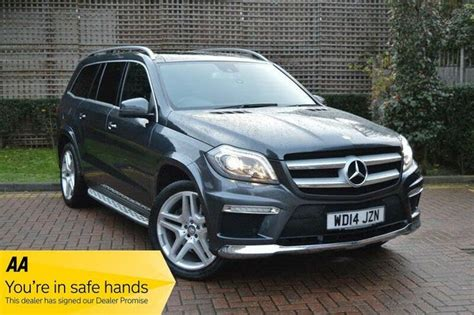 Used 2014 Mercedes-Benz GL-Class GL63 AMG for sale in