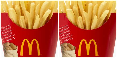 Why McDonald's Fries And Hash Browns Taste So Good