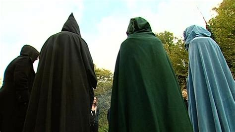 Pagans celebrate Halloween as part of the country's newest