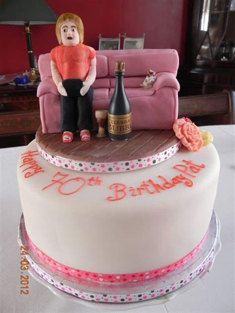 65Th Birthday Cake - CakeCentral