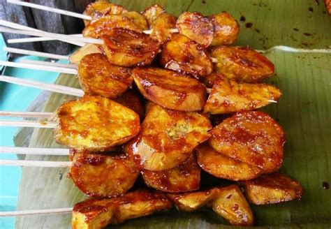 Kamote the sweet potatoes of the Philippines