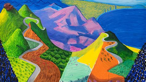 A Road Trip with David Hockney and Richard Wagner | The