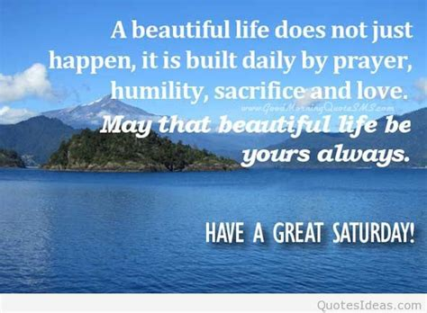 Happy saturday, happy weekend sayings, quotes, images