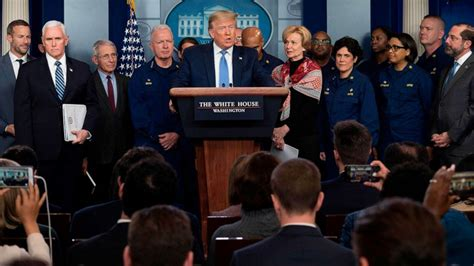 Government response updates: Trump issues stricter