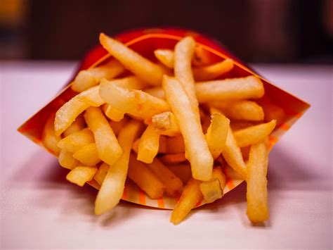 McDonald's is Giving Away Free French Fries for the Rest
