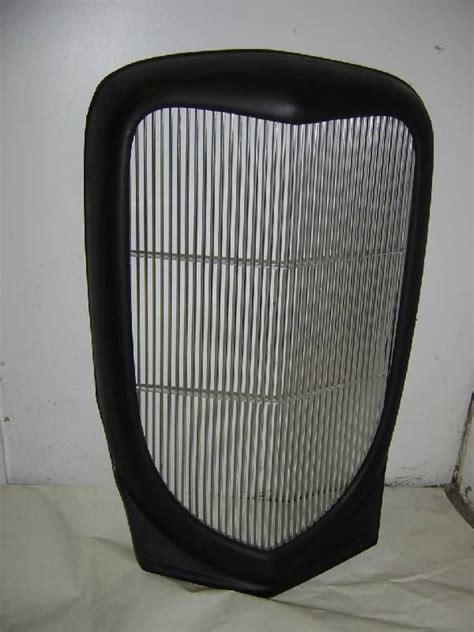 """1936 Ford Truck Grill - 3/8"""" Spacing - 36FTGRILL"""
