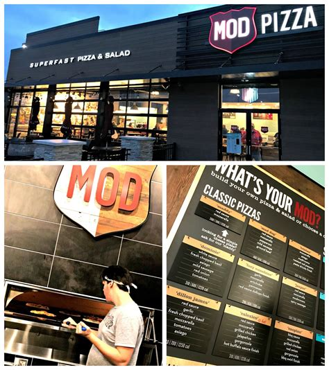 Food Hussy Restaurant Review: MOD Pizza - Anderson | The