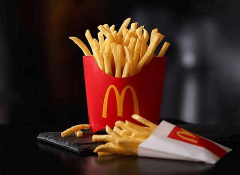 McDonald's French Fries Taste Different—Here's Why | Eat